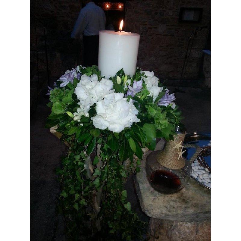 c2564a4ff031 Λαμπάδες γάμου